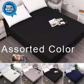 Waterproof Mattress Cover – Bed Cover – Fitted Cover – Dust Mite Prot