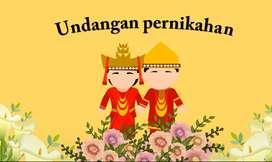 Terima Jasa Pembuatan Video Undangan Pernikahan Khas Sumatera Selatan