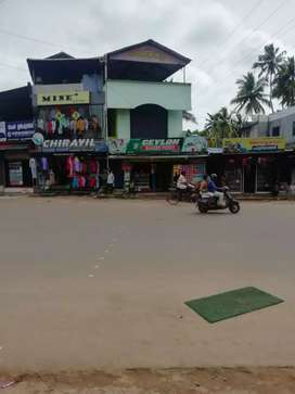 Vembayam jn -2600 square feet building included 2.50 cent land for sal