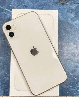 Apple 11 white