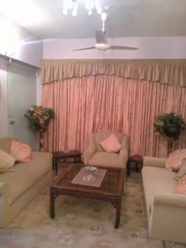 2 bed DD flat for rent in Gulshan e Iqbal blk 10