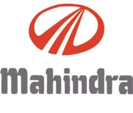 Offering full time job in Mahindra Motors company