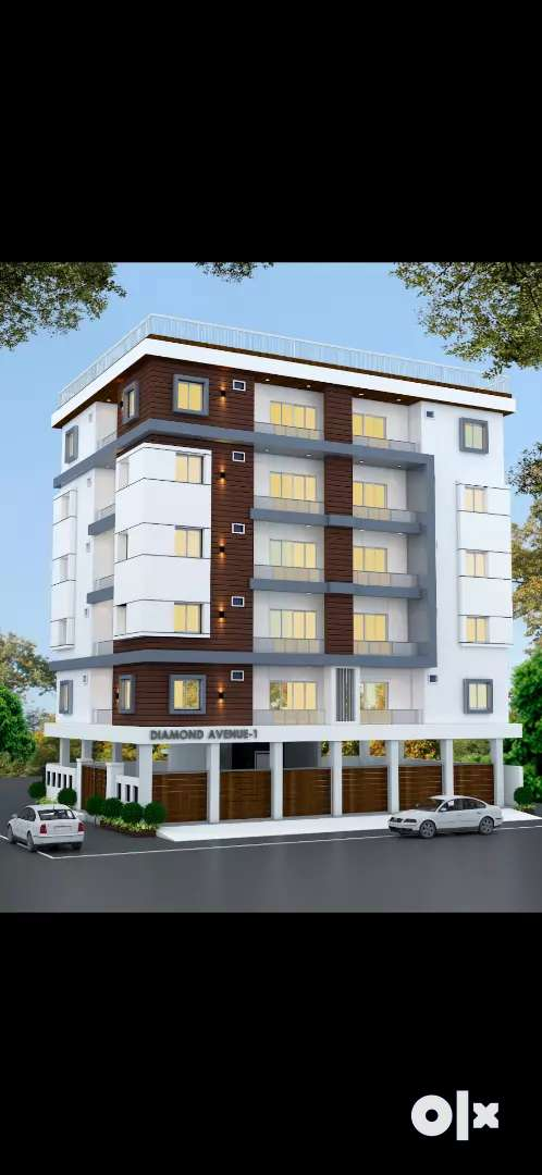 Beautiful flats for sale ( No bank loan facility) 0