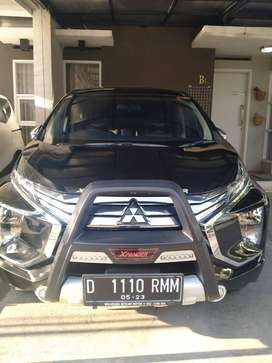 KM Rendah,Tangan Pertama,Full Upgrade: Black Xpander Ultimate A/T 2018