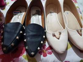 Girls variety shoes
