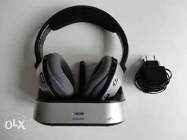 PHILIPS SHC8525 Wireless Headphones.