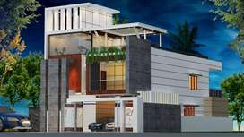 Vijaynagar 3rd stage 40*67 south face fully furnished ready for sale