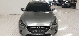 Mazda 2 ttpe R 2014 silver skyactive