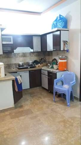 New Flat Available For Sale In Nazimabad Block 5 Near Matric Board Ofc