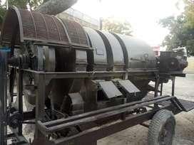 Cattar machine