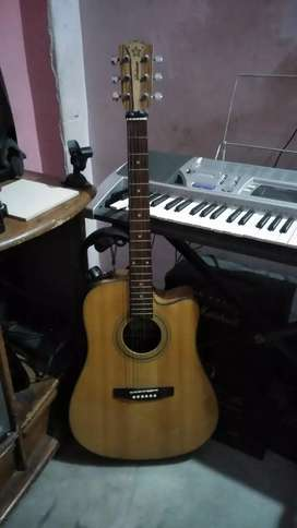 Soulmate Acoustic guitar 5500/-
