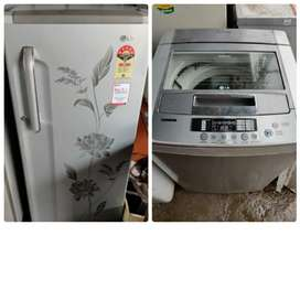 Rent on refrigerator and all furniture for rent