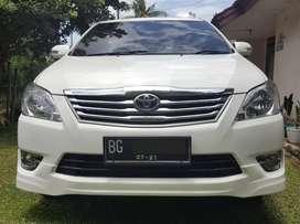 Kijang Innova G Luxury 2012 AT