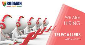 Tele callers male females required joining on the spot fixed salary