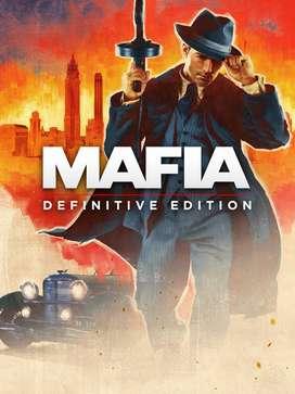 Jual Mafia Definitive Edition Untuk PC Laptop
