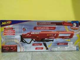 Jual mainan tembakan anak nerf N-strike Mega Thunderhawk