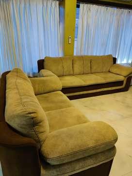 5 seater (3+2 ) luxury sofa set.