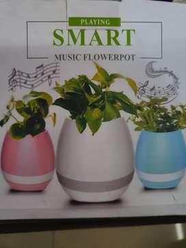 Smart Creative Music Flower Pot Vase