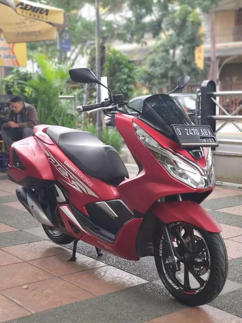 KM 11RB - PCX 150 ABS 2018 - Mike Ryu - Sanjaya Motor 0