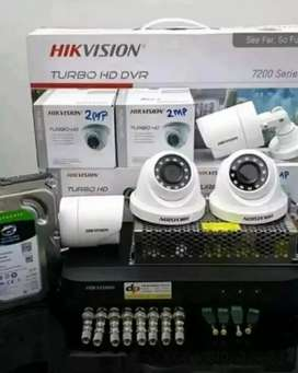 Kamera Cctv 2 MP full HD harga promo_ connect ke HP