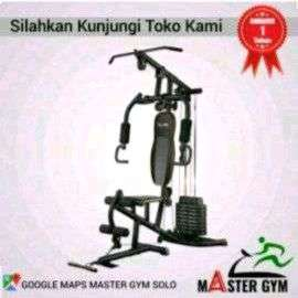 "Alat Fitness HOME GYM 1 SISI ""Sports At Home"" Master Gym ID#6150"
