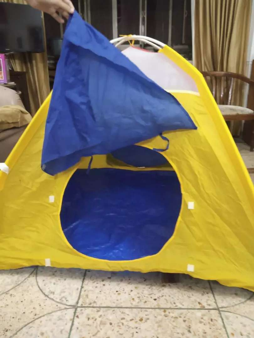 Kids playing tent for sale 0