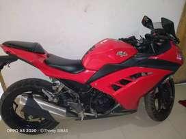 Jual motor ninja 250
