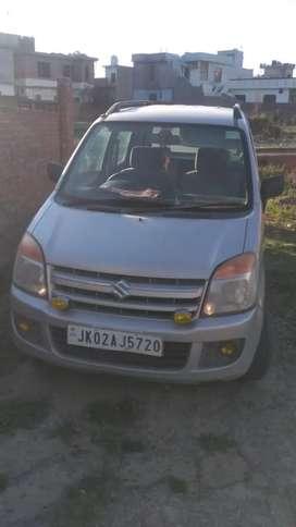 Maruti Suzuki Wagon R 2008 LPG Good Condition
