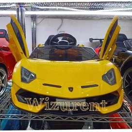 Mobil aki Lamborghini svj lisenced
