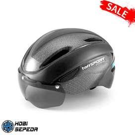 Helm Sepeda BIKEBOY Batok Motif Carbon
