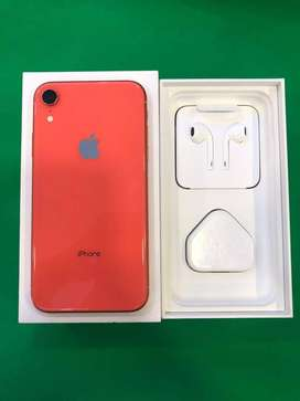 Get excellent condition of XR in 128gb get it fast