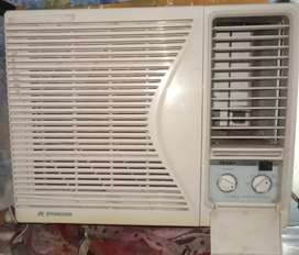 Window AC for sale in mint condation