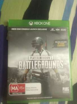 PUBG NEW SEAL PACK XBOX ONE disk