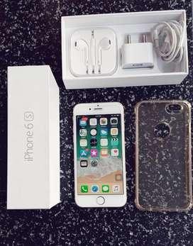 Iphone 6s 16gb full kit