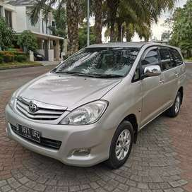 Kijang Innova 2.0 G 2008 manual