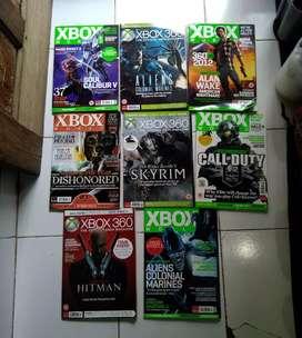 Majalah Game impor xbox360 world
