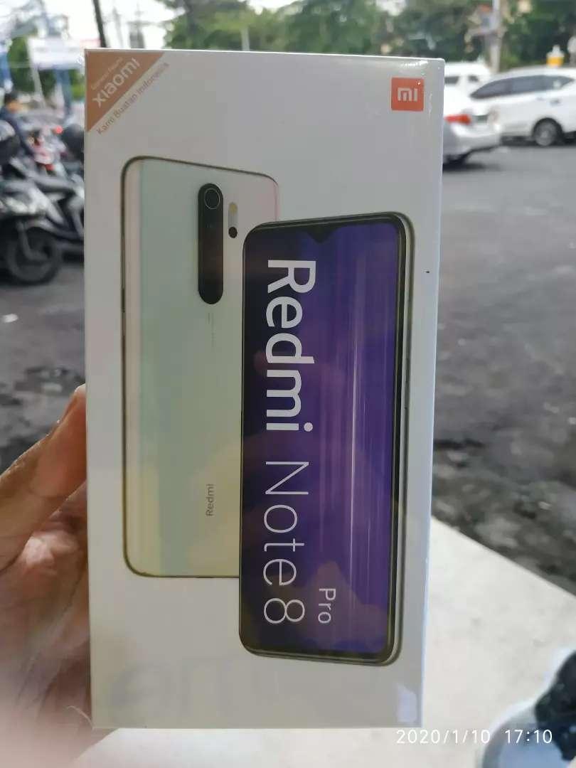 Xiaomi redmi note 8 pro ram 6gb 0