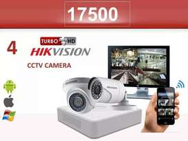 Hikvision Cctv camra package