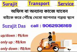 Move with bike taxi save your time and money