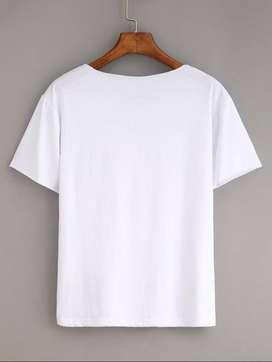 Plain White T-shirts