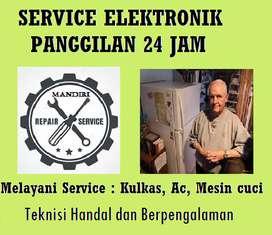 Service Kulkas showcase    Mesin cuci trouble   isi freon AC Kulkas