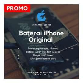 PROMO Baterai Batere Batre iPhone 8