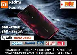 Redmi K20 Pro now available @ N4U mobiles on debit card emi @0% int