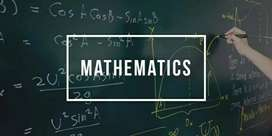 Tutor for Mathematics