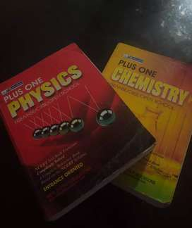 Plus one Chemistry and physics