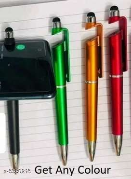 Pen smart phone holder