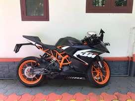 2015 model ktm rc200