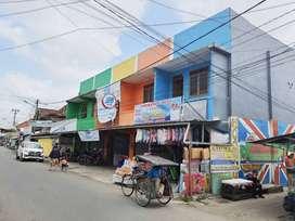 New Listing Dijual 5 unit Ruko Siap Pakai di Pasar 26 Ilir Palembang