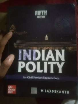I want to sell my Indian Polity 5th edition book