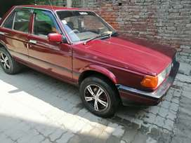 Nissan sunny, modified, new efi engine, power steering